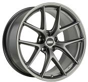 BBS CI-R Platinum Silber
