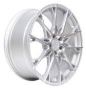 X1 Reacher Reflective Silber Hochglanzpoliert