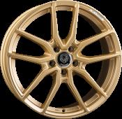 Königsräder KR1 Gold matt