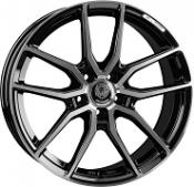 Königsräder KR1 Black polished