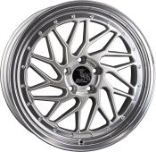 Ultra Wheels UA14 - Spin - Silber Poliert