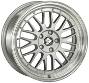 Ultra Wheels UA3 Silber