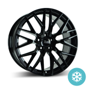 MAM RS4 schwarz lackiert