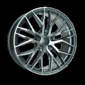 MAM RS4 palladium front poliert