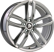 Ultra Wheels UA6 Silber