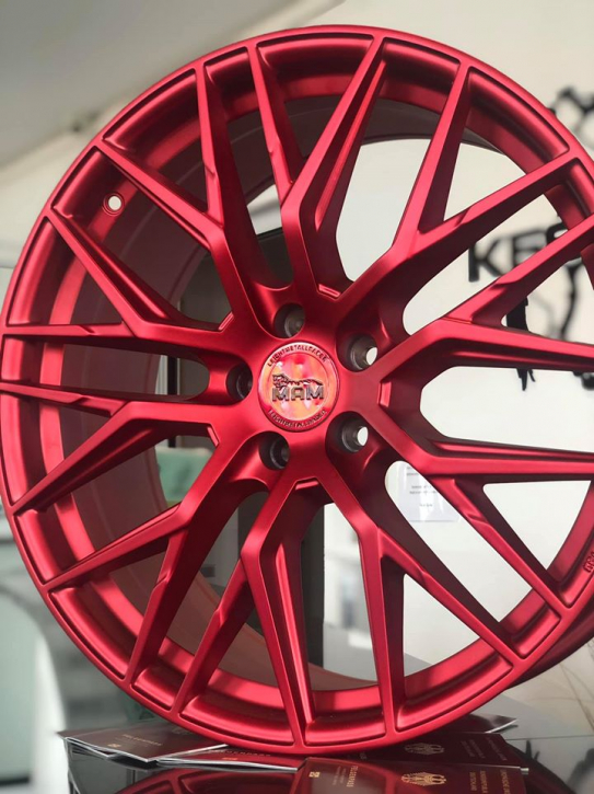 MAM RS4 8,5x19 candy red