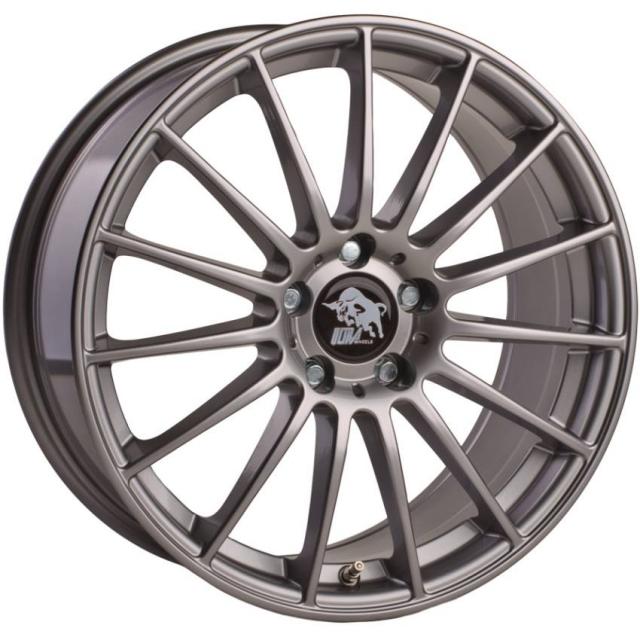 Ultra Wheels UA4 7,5x17 Titangrau