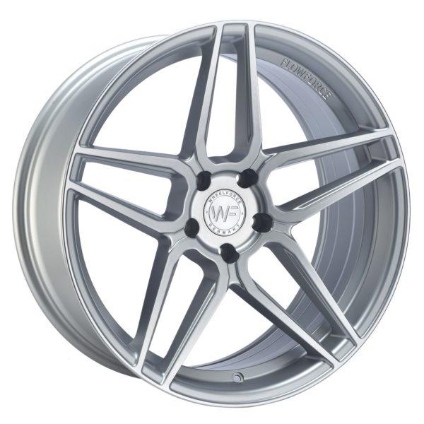 Wheelforce CF.1-FF 9x20 Frozen Silver