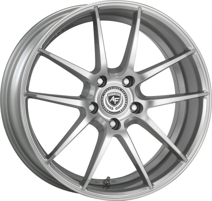 artFORM AF303 8,5x19 High Gloss Silver