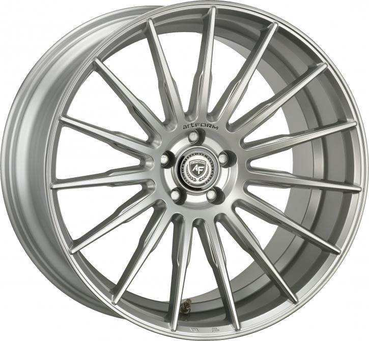 artFORM AF401 9x20 High Gloss Silver