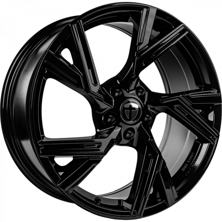 Tomason AR1 8,5x19 black painted