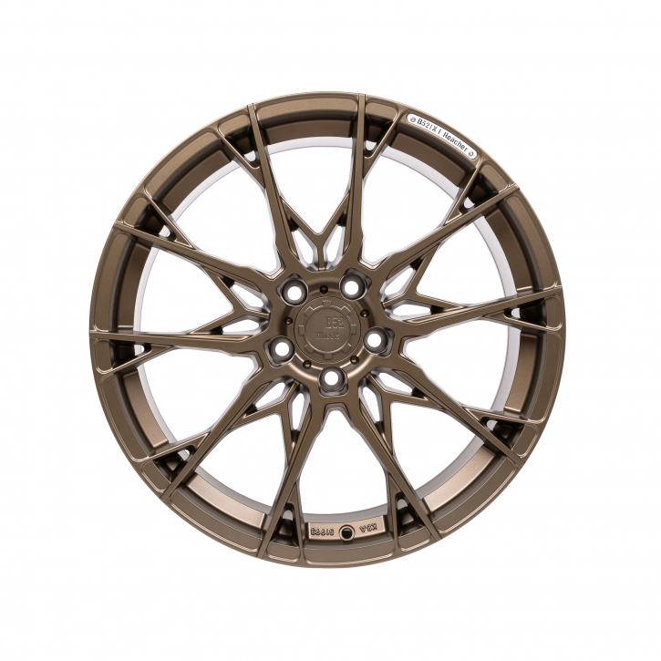 B52 Wheels X1 Reacher Bronze matt full painted
