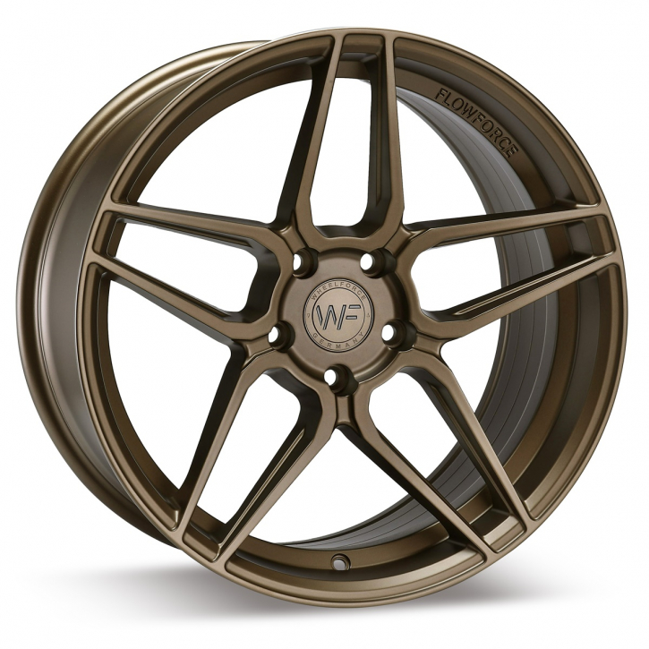 Wheelforce CF.1-RS 8,5x19 5x120 ET35 Satin Bronze