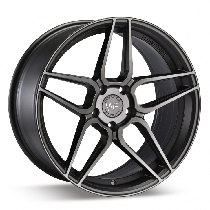 Wheelforce CF.1-RS 8,5x19 5x120 ET35 Dark Steel