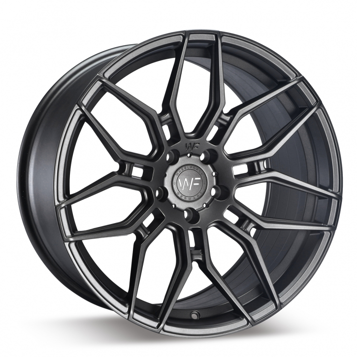 Wheelforce CF.2-FF 11x20 5x120 ET40 Dark Steel