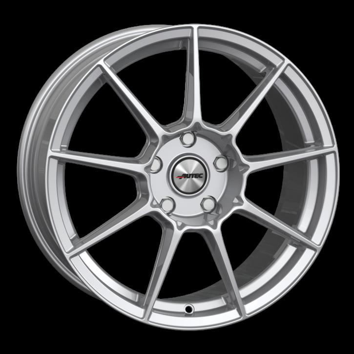 Autec Typ CR 7,5x17 Hyper Silver