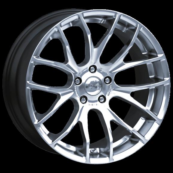 Breyton Race GTS 7,5x18 Hyper Silver