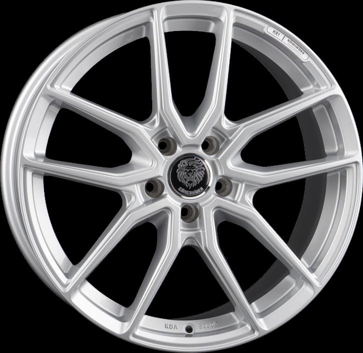 Königsräder KR1 8x18 Silver