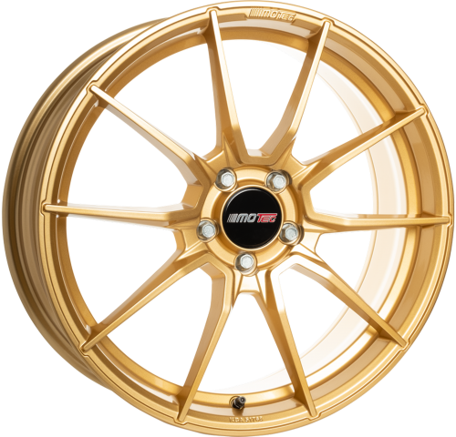 Motec Ultralight gold 8,5x19 5x114.3 ET45