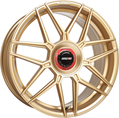 Motec GT.one 8,5x19 LK5x112 ET45 gold lackiert