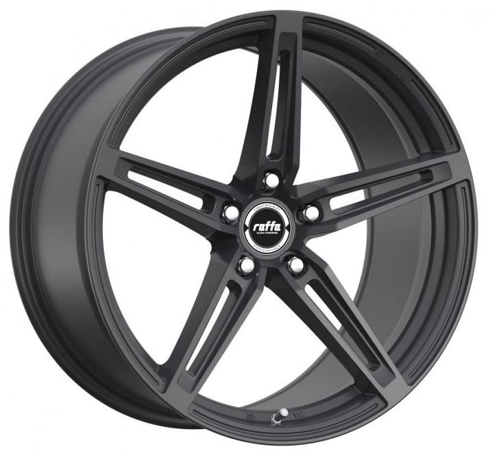 Rafa Wheels RF-01 8,5x19 LK5x112 ET45 graphite