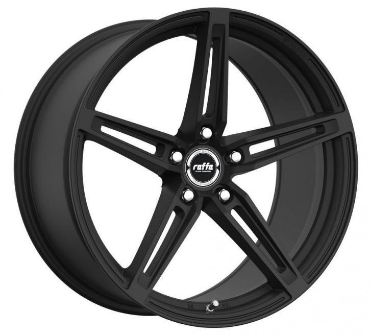 Rafa Wheels RF-01 8,5x19 LK5x112 ET45 schwarz
