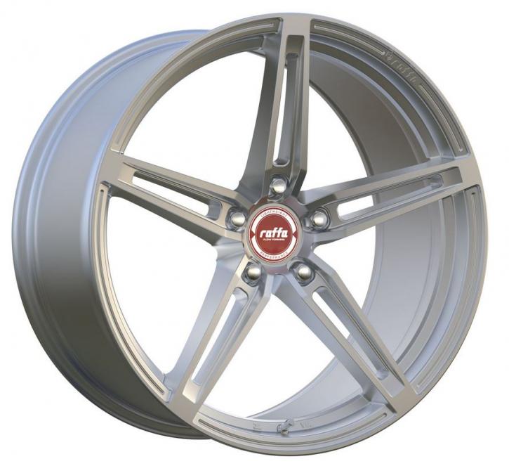 Rafa Wheels RF-01 8,5x19 LK5x112 ET45 silber