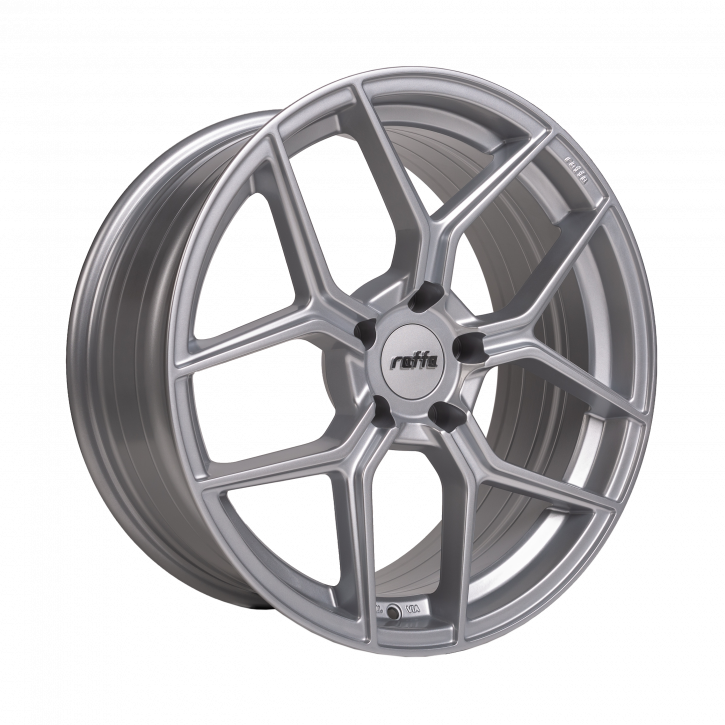RAFFA WHEELS RS-01 SILVER 8,5x19