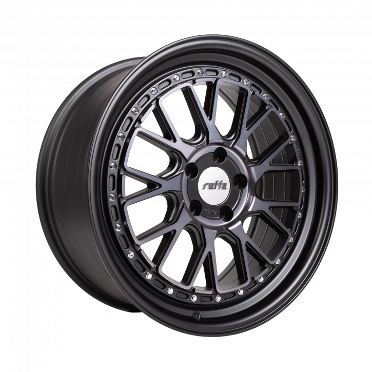 RAFFA WHEELS RS-03 8,5x19 DARK MIST