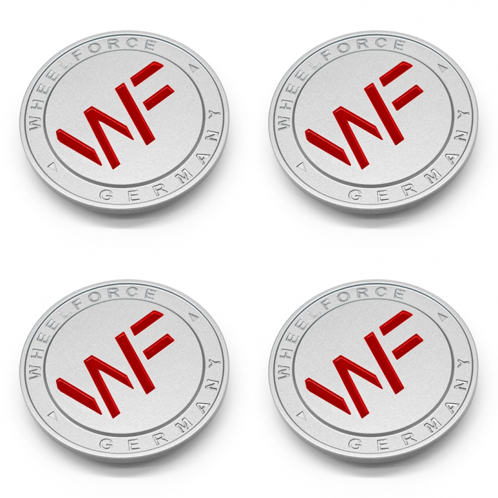 WF FORGED CAP - EDITION SILVER