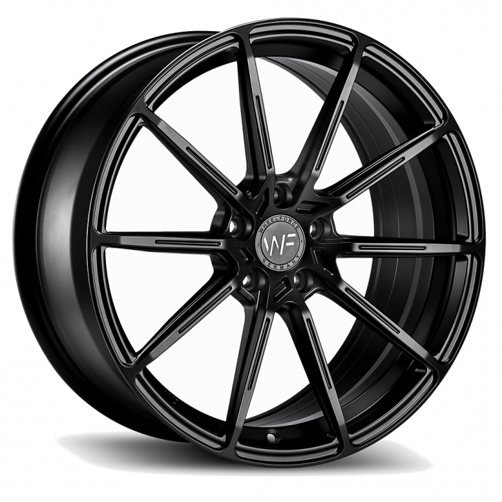 Wheelforce SL.2-FF 8,5x19 5x114,3 ET45 Deep Black
