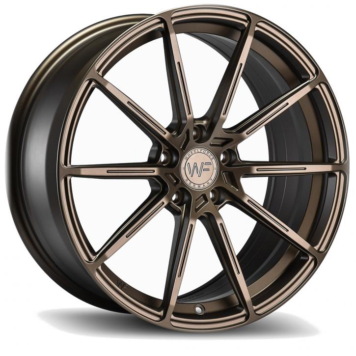 Wheelforce SL.2-FF 8,5x19 Satin Bronze