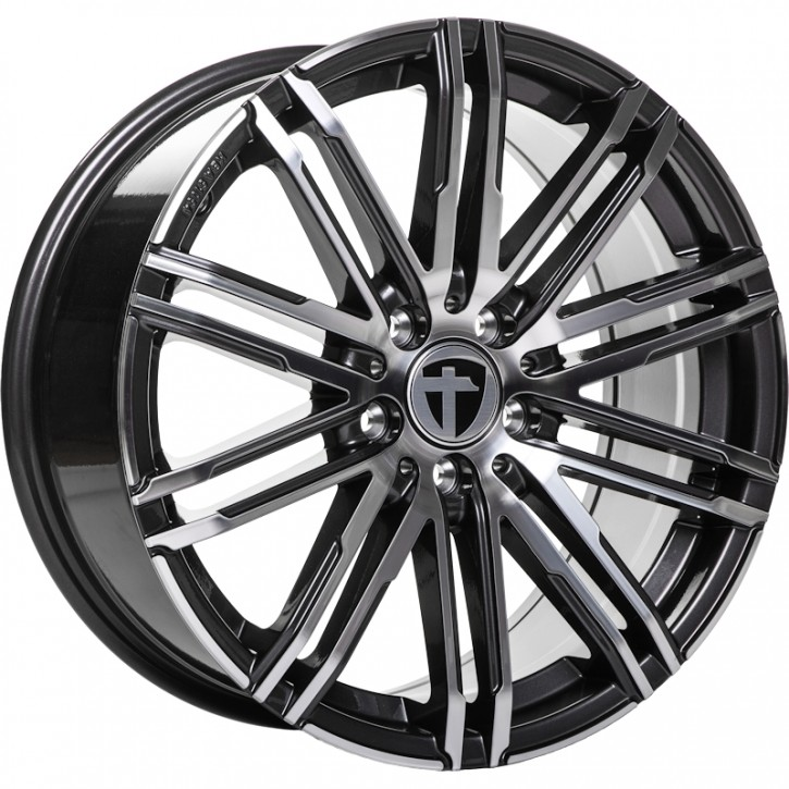 Tomason TN18 8x18 Gunmetal polished