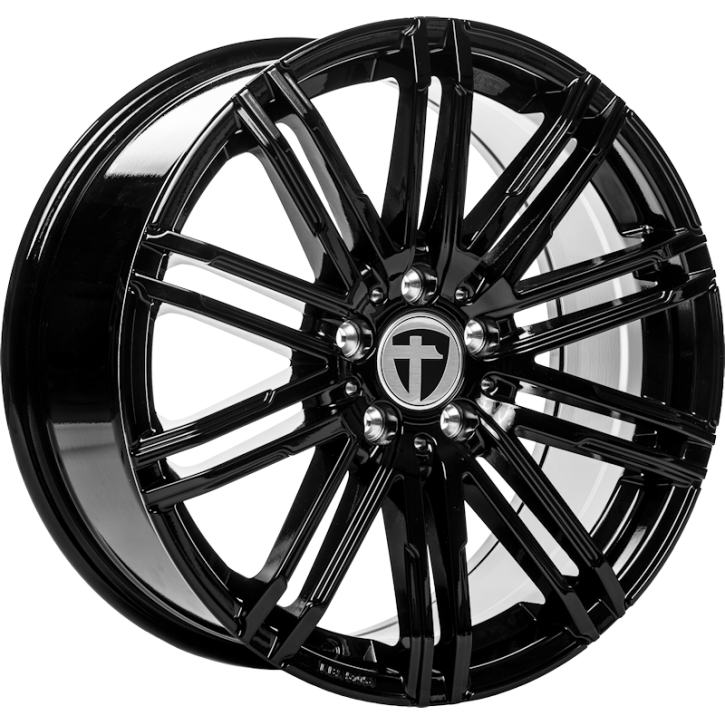 Tomason TN18 8x18 Black painted