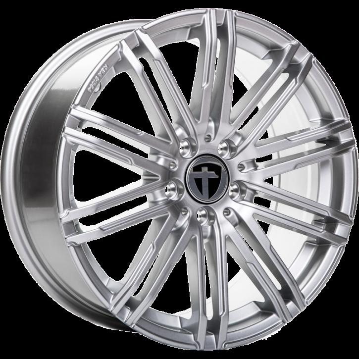 Tomason TN18 8x18 Bright Silver