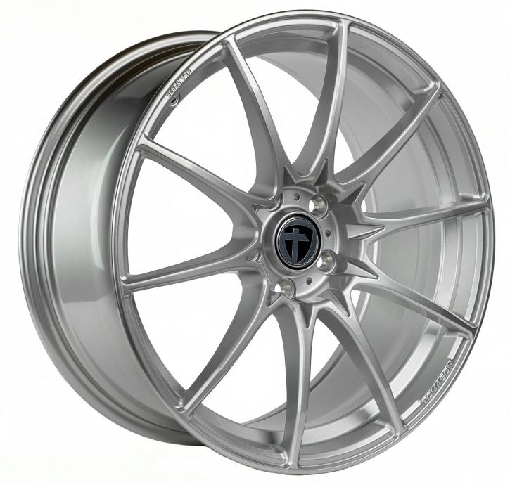 Tomason TN25 8,5x19 5x114.3 ET40 Silber Tesla 3