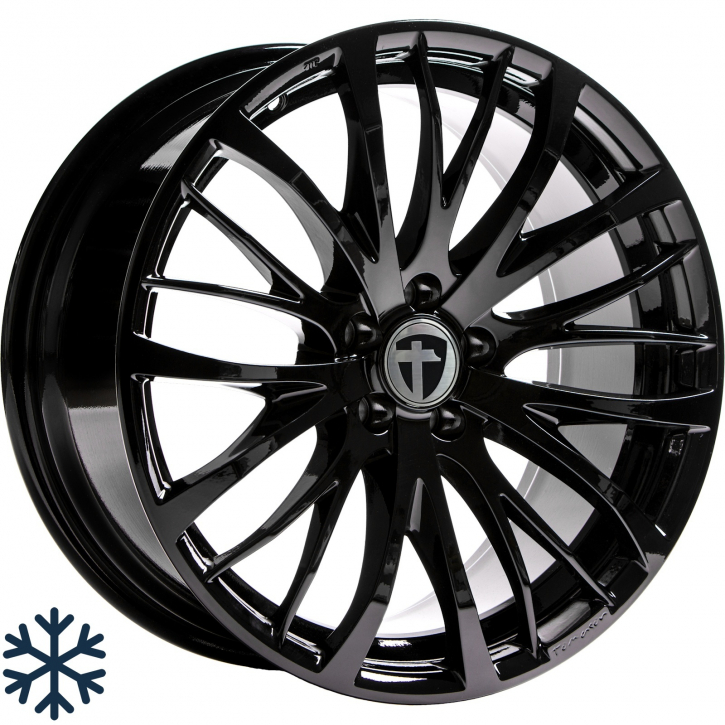 Tomason TN7 8,5x19 black painted