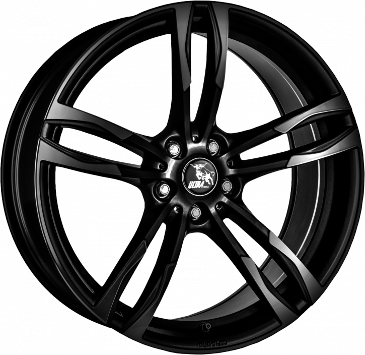 Ultra Wheels UA11 8x18 schwarz