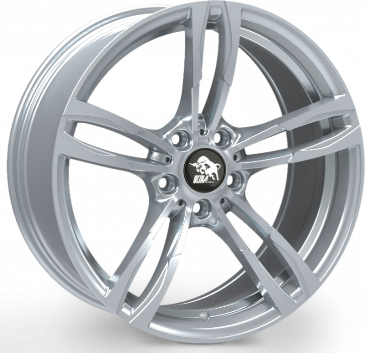 Ultra Wheels UA11 8x18 Silber