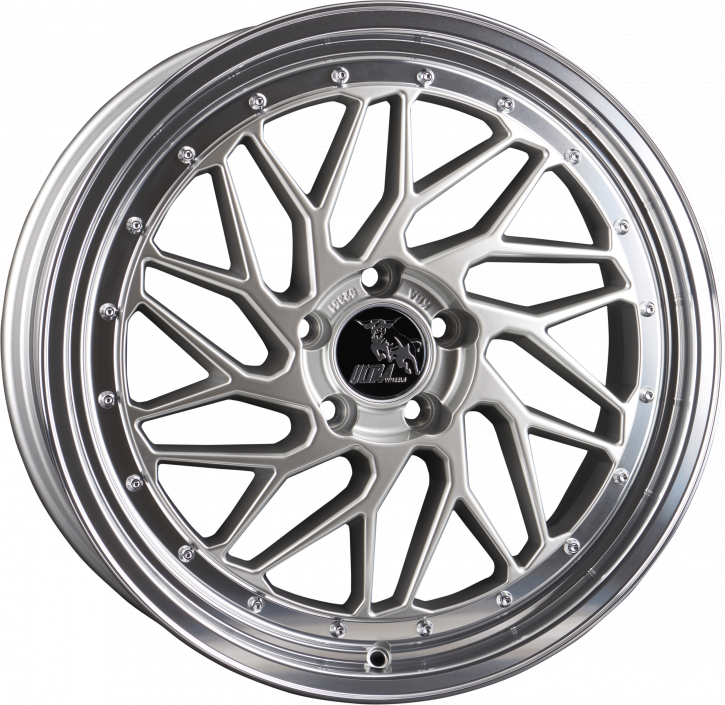 Ultra Wheels UA14 8,5x19 Silber poliert