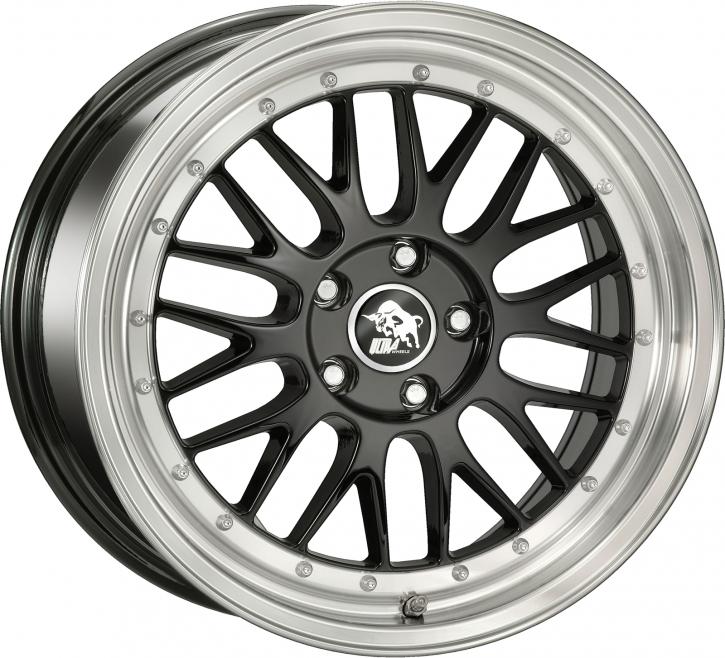 Ultra Wheels UA3 8,5x18 Schwarz
