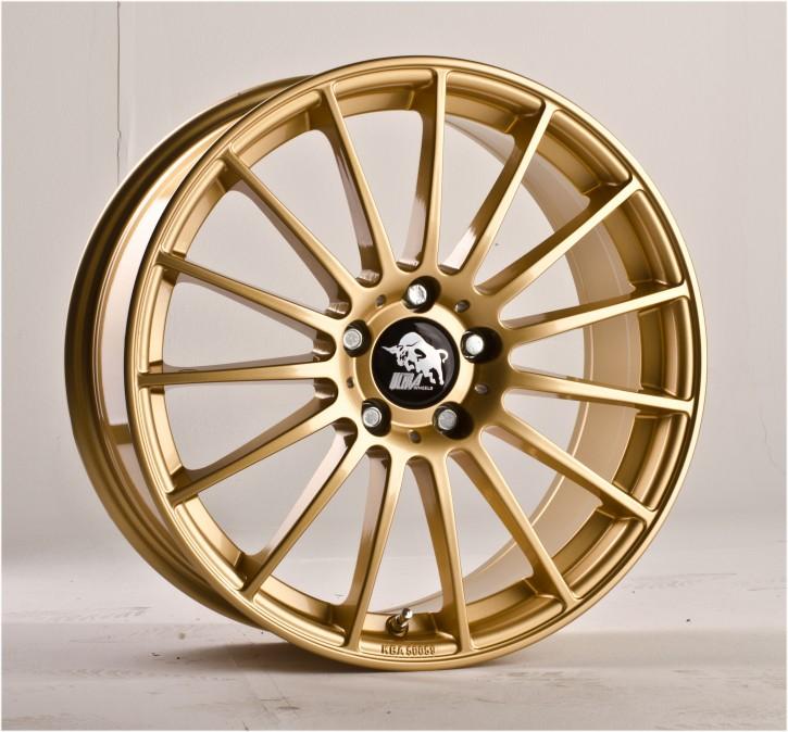 Ultra Wheels UA4 8x18 Gold 5x112 ET48