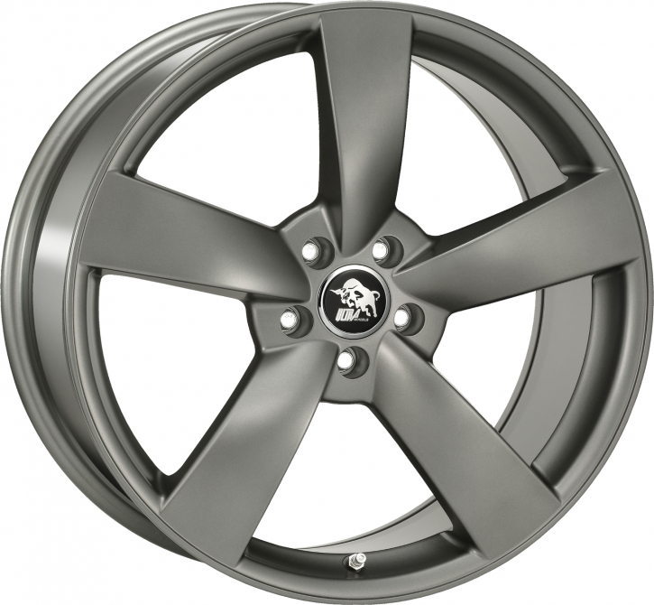 Ultra Wheels UA5 7x16 Grau matt