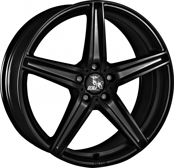 Ultra Wheels UA7 8x18 Schwarz