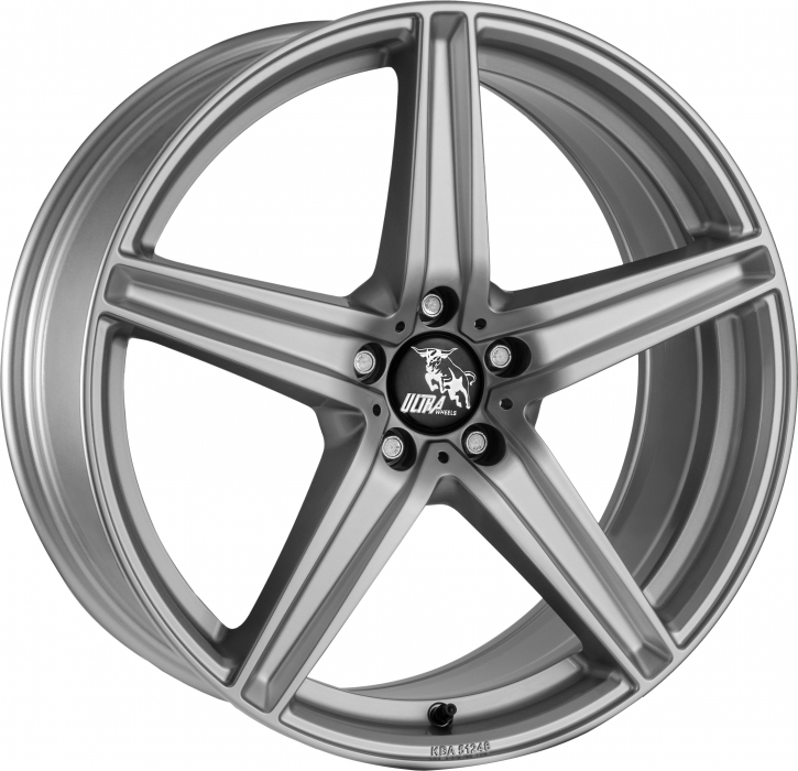 Ultra Wheels UA7 8x18 Silber