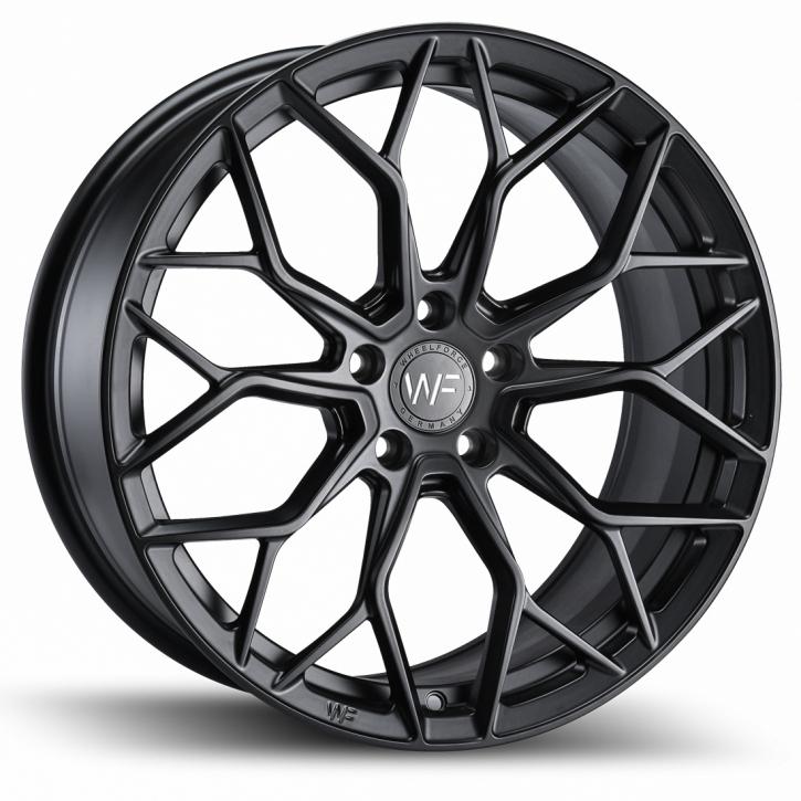 Wheelforce SL.1-FF 8,5x19 Deep Black