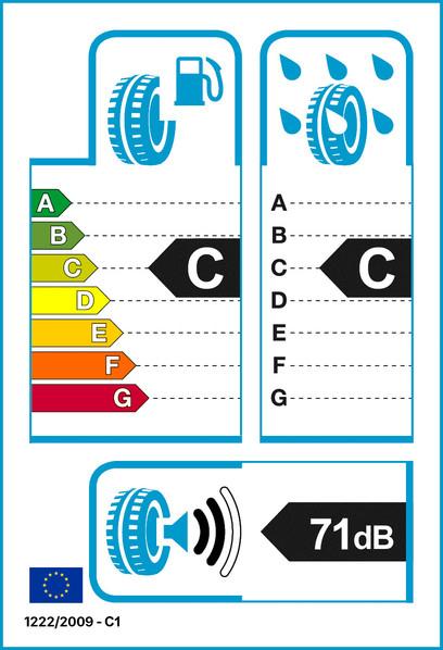 ACHILLES W101X 225/35 R19 88 V XL - C, C, 2, 71dB