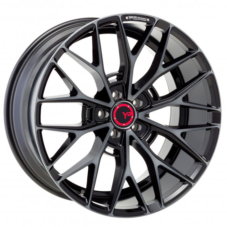 YP3 8,5x19 Gloss Black Tint