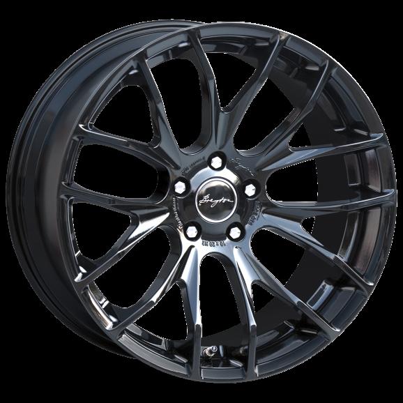 Breyton Race GTS 9,5x19 Glossy Black