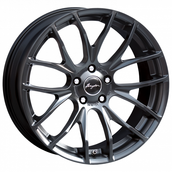 Breyton Race GTS 7,5x18 Matt Black